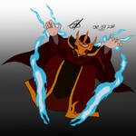 Fire Lord Saki by Redworld96