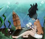 Underwater Reading