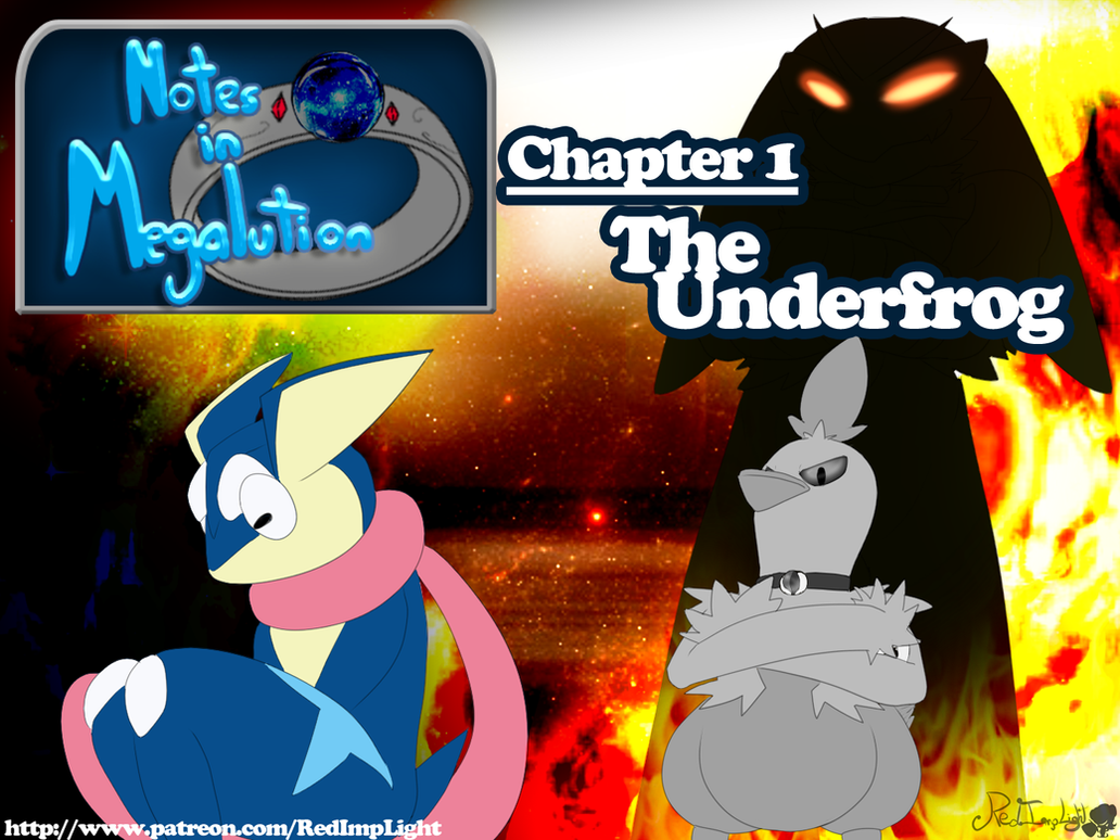 [Pg 6] The Underfrog by CherryRedImp on DeviantArt