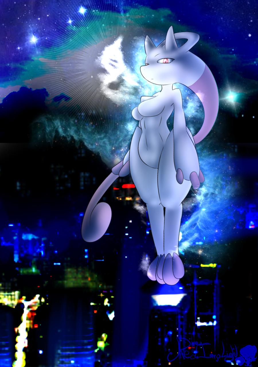 Mega mewtwo y by cherryredimp on deviantart - Mewtwo mega evolution ...