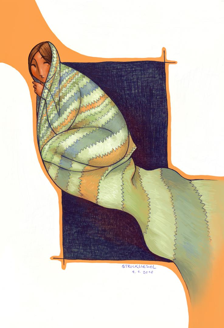 Strickliesel by surika