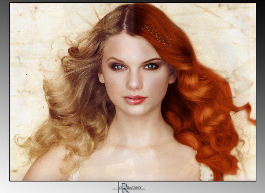 Taylor Swift Doppelganger By Allseeingeyeofhorus On Deviantart