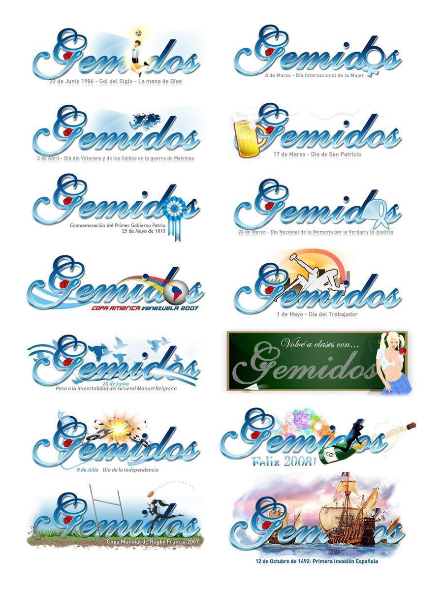 www gemidos com ar: