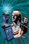Doctor Who Classics 2.12 color