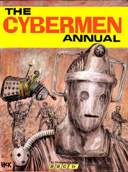 1968 Cybermen Annual by RobertHack