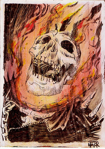 Ghost Rider by RobertHack