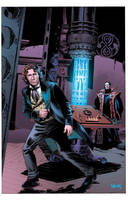 Doctor Who: The Enemy Within (color) by RobertHack