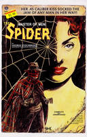 The Spider by RobertHack