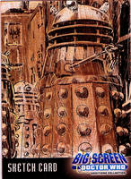 The Dalek Menace by RobertHack