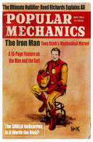 Popular Mechanics 1965: IRON MAN by RobertHack