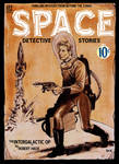 Space Detective Stories