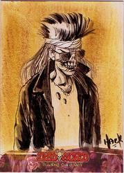 Deadworld Sketchcard 03 by RobertHack