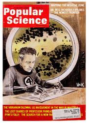 Popular Science 1966: Mr. Fantastic by RobertHack