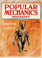 Popular Mechanics... THE CYBERMEN by RobertHack