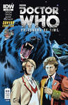 Doctor Who: Prisoners of Time #5 Variant Cover