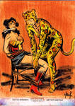 Women of Legend 13: Wonder Woman and The Cheetah