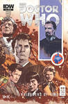 Doctor Who Prisoners of Time #12 Larry's Comics