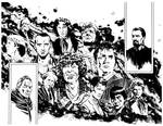 Doctor Who Prisoners of Time #12 inks