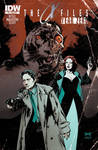 The X-Files: Year Zero #2 variant cover