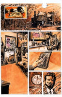 Sabrina #1 Page 1! by RobertHack