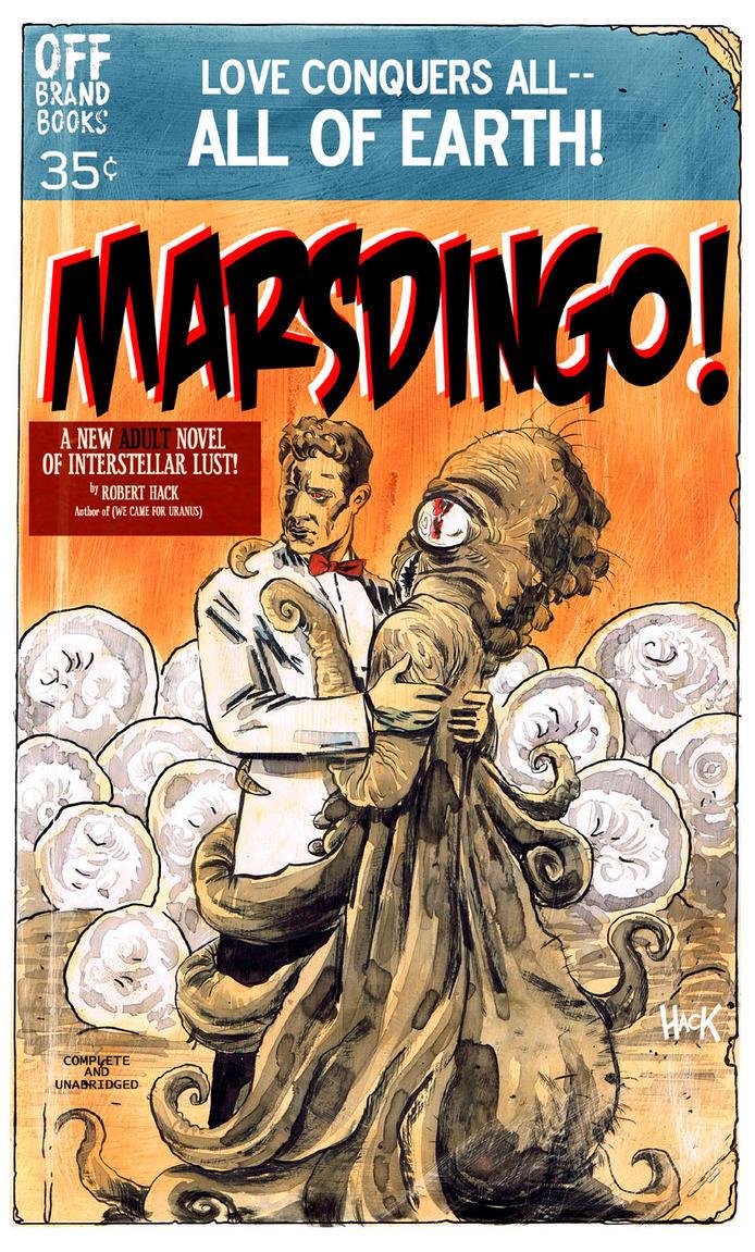 Marsdingo! by RobertHack