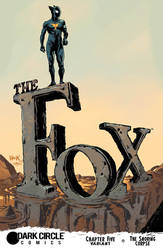 The Fox #5 variant cover