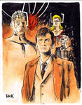 Doctor Who: Silver Tears