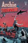 Archie VS Sharknado Variant Cover.