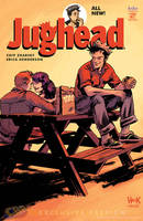 Jughead #2 variant cover. by RobertHack
