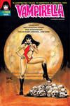 Vampirella #1969 variant cover. by RobertHack