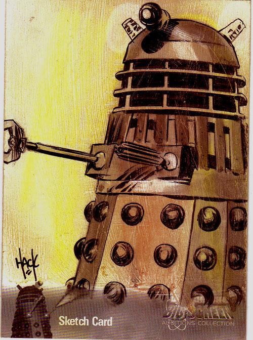 Dalek by RobertHack