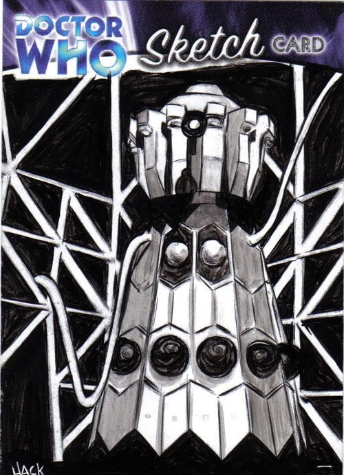 Dalek Emperor by RobertHack