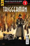 Hard Case Crime: Triggerman #1 cover
