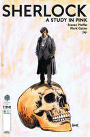 Sherlock: A Study in Pink #5 variant cover. by RobertHack