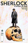 Sherlock: A Study in Pink #5 variant cover.
