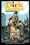 Dirk Gently ' Big Holistic Graphic Novel cover