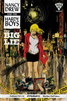 Hardy Boys and Nancy Drew: The Big Lie #1 Variant by RobertHack
