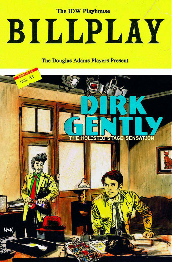 Dirk Gently's Holistic Detective Agency #10  by RobertHack