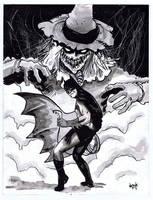 Batman convention piece by RobertHack