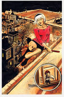 Chilling Adventures Of Sabrina #8 Page 6 by RobertHack