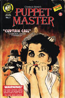 Puppet Master Curtain Call #1 variant cover by RobertHack