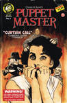 Puppet Master Curtain Call #1 variant cover
