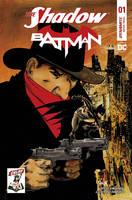 The Shadow/Batman by RobertHack