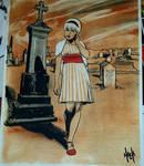 Cemetery Sabrina