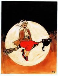Sabrina: Over the Moon.