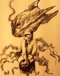 Quatermass II doodling