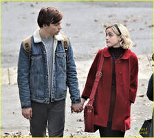 Chilling Adventures of Sabrina- first look. by RobertHack