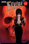 Elvira: Mistress of the Dark #1 variant cover