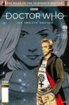 Doctor Who: The Road to the 13th Doctor #3 cover