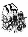 Doctor Who: Children of Time Susan illustration